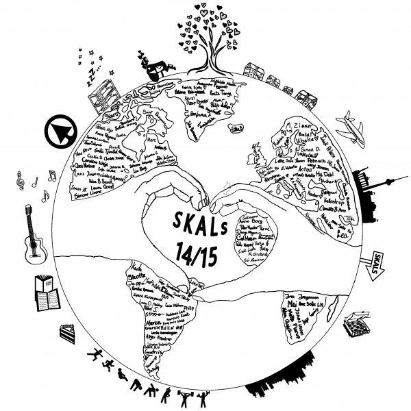Skals Sweatshirt Logo