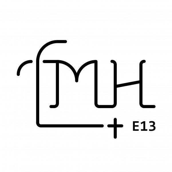 LMH logo - sort