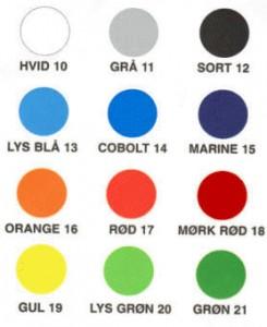 standardfarver