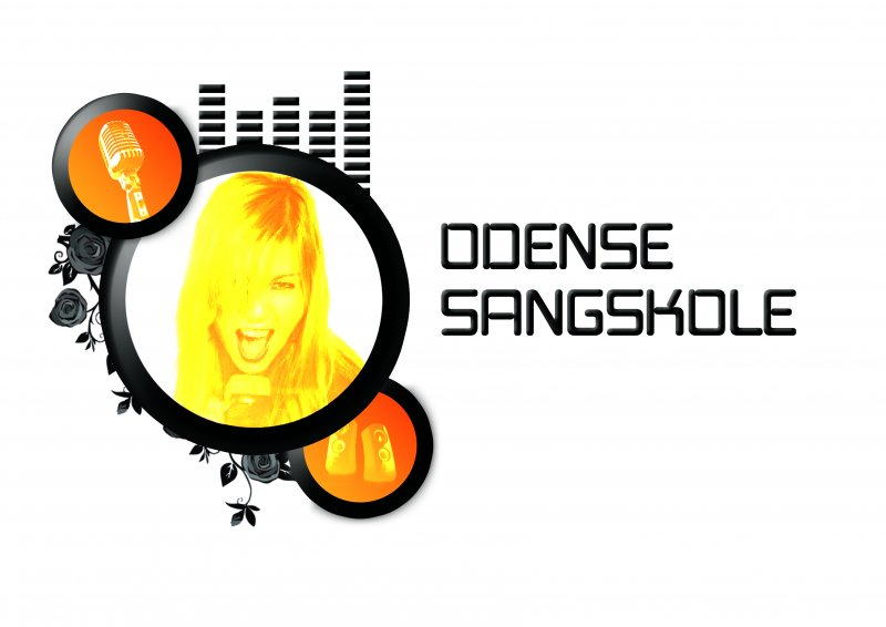 Logo Odense sangskole pige