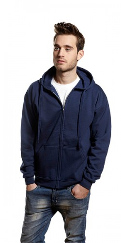 ST727 Bargain Hooded Zip Sweat 2